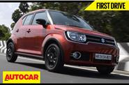 2017 Maruti Ignis video review