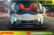 Tata Racemo sportscar first look video