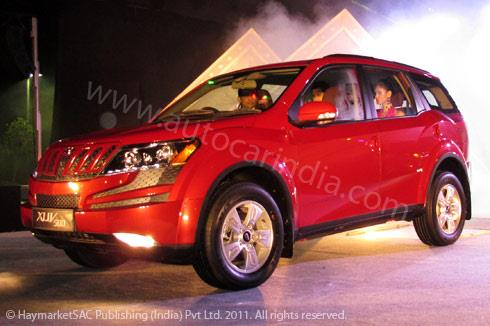 Killer price for Mahindra XUV500