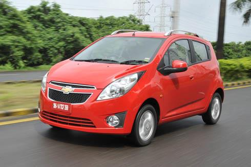 Chevrolet Beat Diesel review, test drive
