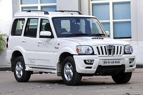 Mahindra Scorpio EX launched