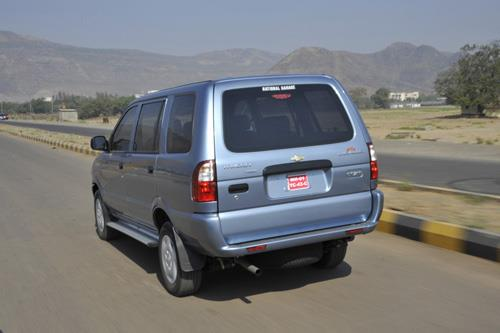 Chevrolet Tavera SS-D1 Neo(8-seater)