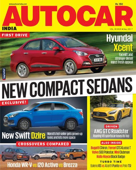 Autocar India Magazine Issue: Autocar India: May 2017