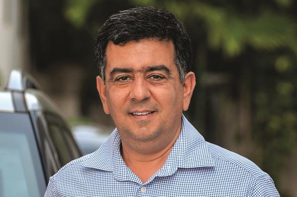 Hormazd Sorabjee