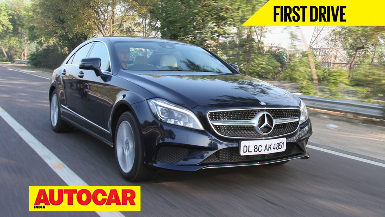 2015 mercedes benz cls 250 cdi video review autocar india for Mercedes benz cl 250
