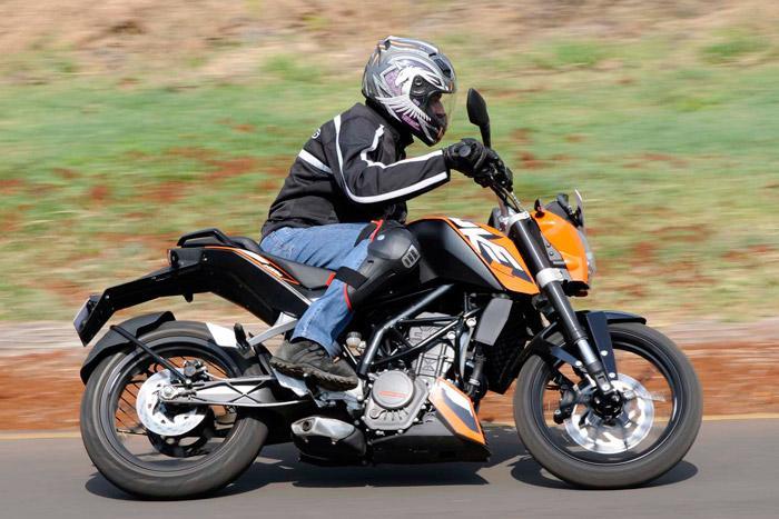 Ktm Duke 200 Review Autocar India