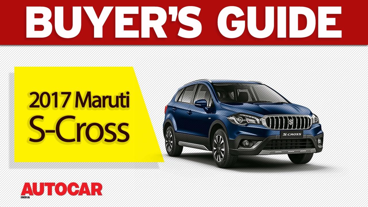 Volkswagen passat review 2017 autocar - 2017 Maruti S Cross Buyer S Guide Video