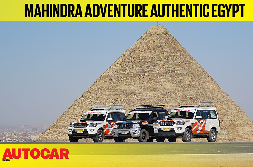 Mahindra Adventure: Authentic Egypt - Part 1 feature video