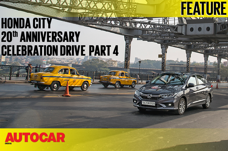 Honda City 20th Anniversary Celebration Drive video part 4