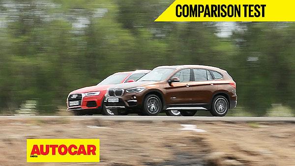 Bmw X1 Vs Audi Q3 Video Comparison Autocar India