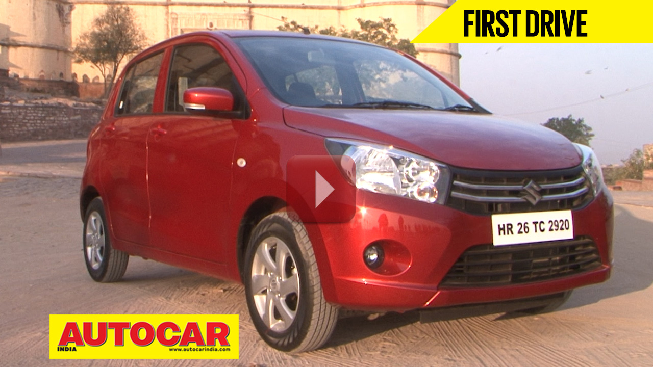 Hyundai Extended Warranty >> Maruti Celerio EZ drive automatic video review - Autocar India