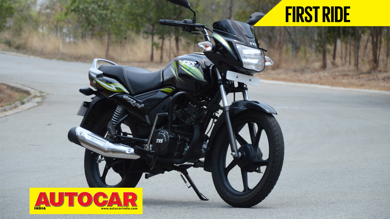 Tvs Star City Plus Video Review Autocar India