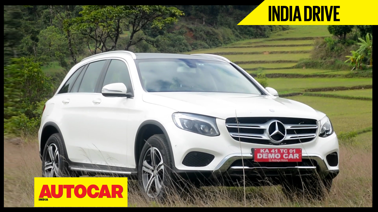 Mercedes Glc India Video Review Autocar India