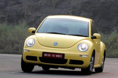 Vw Beetle Autocar India