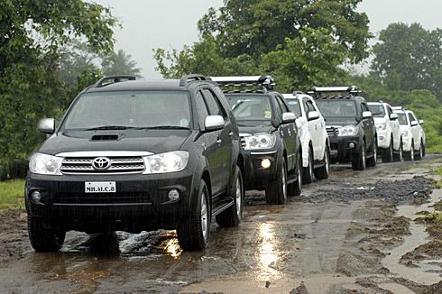 Fortuner Bookings Shut Till Jan 11 Autocar India
