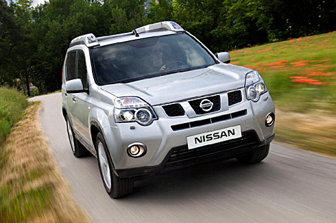 revised nissan x-trail unveiled - autocar india