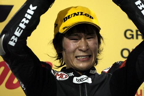 Tomizawa Dies In Moto2 Accident Autocar India