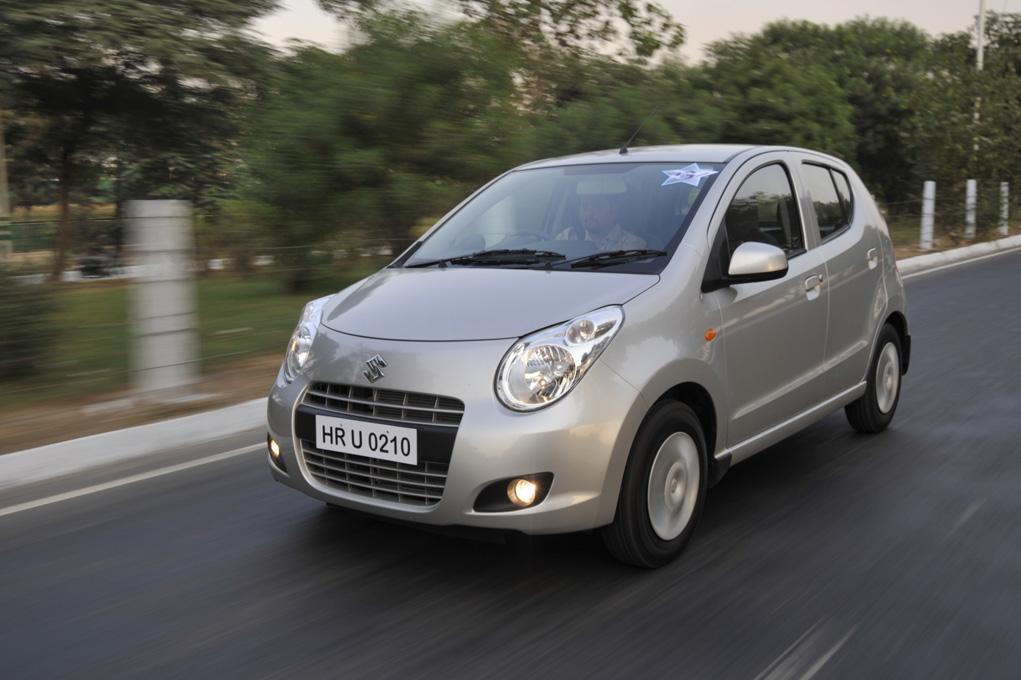 Maruti Suzuki A Star Autocar India