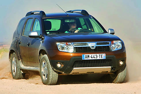renault to launch duster in 2012 autocar india. Black Bedroom Furniture Sets. Home Design Ideas