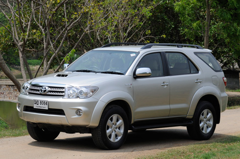 Toyota Fortuner Old Autocar India