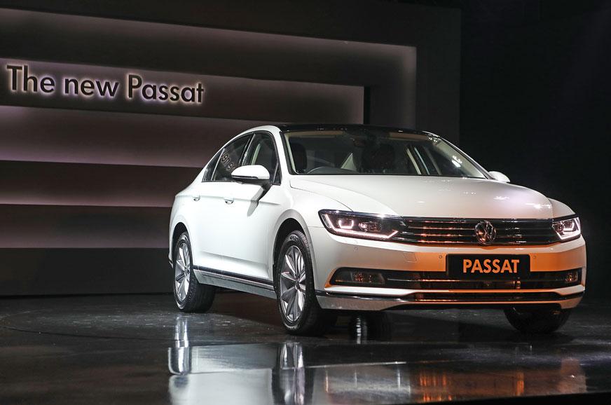 New Volkswagen Passat price, variants explained - Autocar India