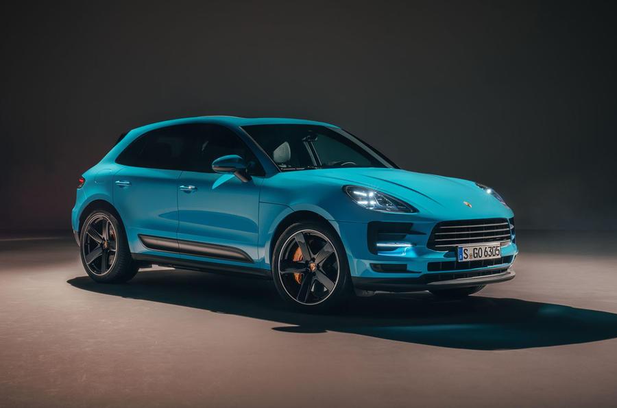 2019 Porsche Macan facelift unveiled - Autocar India