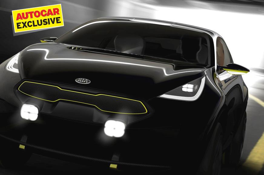 Kia compact SUV to debut at 2020 Auto Expo - Autocar India