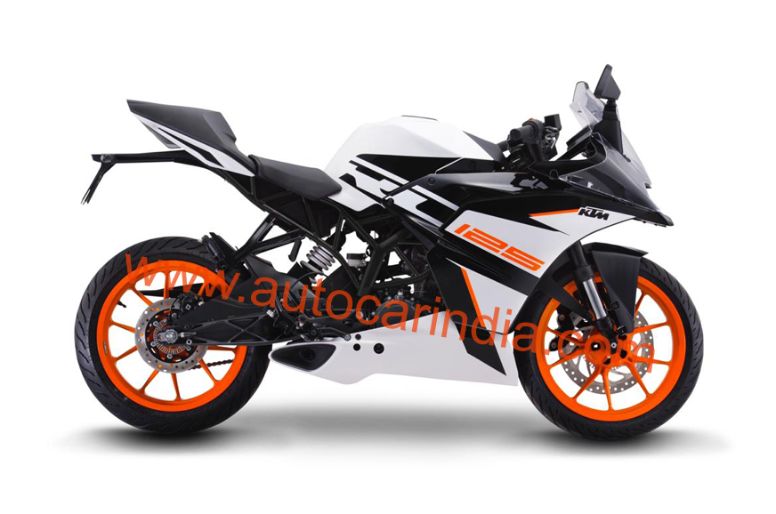 Entry-Level KTM RC 125 Launched In India At Rs. 1.47 Lakh