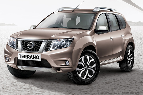Nissan Terrano SUV launch on October 9 - Autocar India