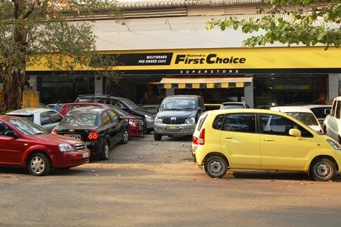 Mahindra First Choice registers 30 percent growth in FY14