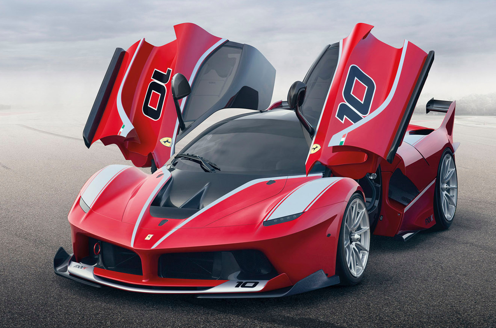 2018 Ferrari Monza SP1, HD Cars, 4k Wallpapers, Images