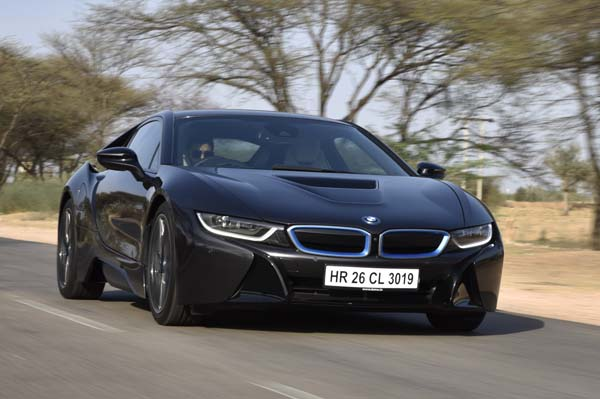 BMW i8 India review, test drive - Autocar India
