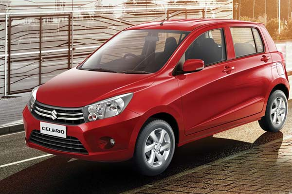 Celerio [2014-2017] Photo, Rear view Image - CarWale