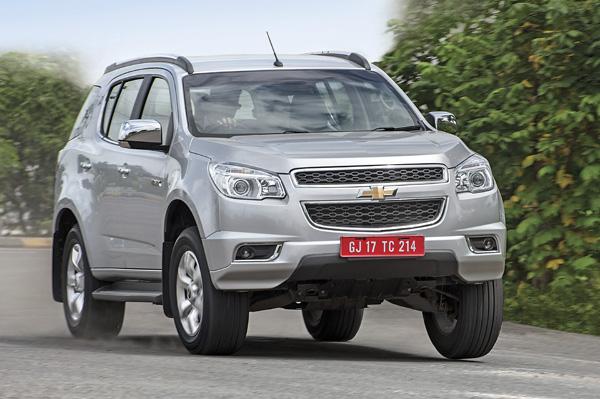 Chevrolet Trailblazer review, test drive - Autocar India
