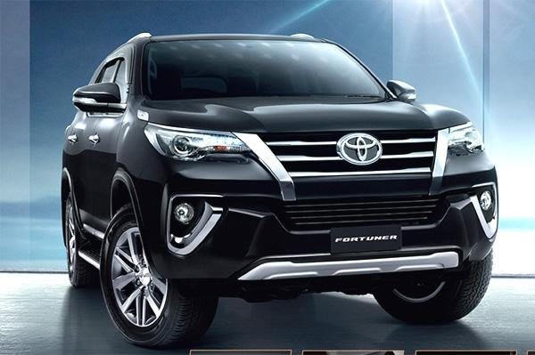 New Toyota Fortuner India launch in 2017 - Autocar India