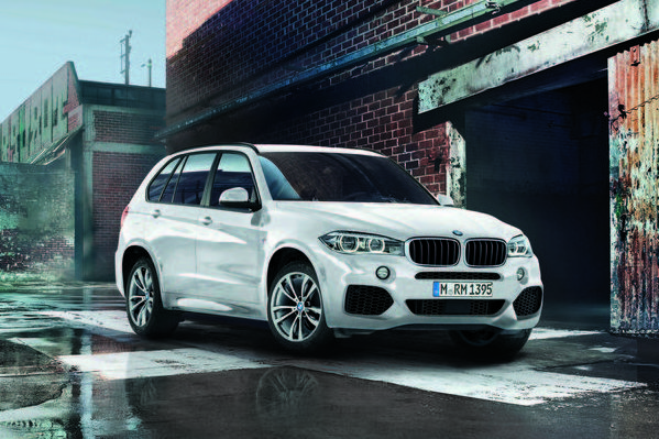 BMW launches X5 xDrive30d M Sport