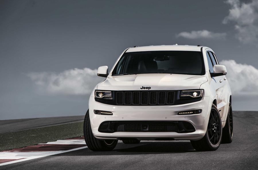 Next-gen Jeep Grand Cherokee to get Alfa Romeo underpinnings
