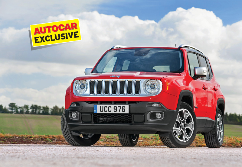 Jeep to expand India range to five SUVs by 2020 - Autocar ...