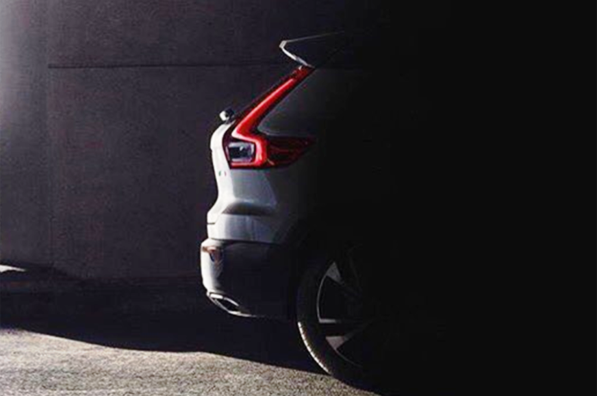 Upcoming Volvo XC40 details revealed