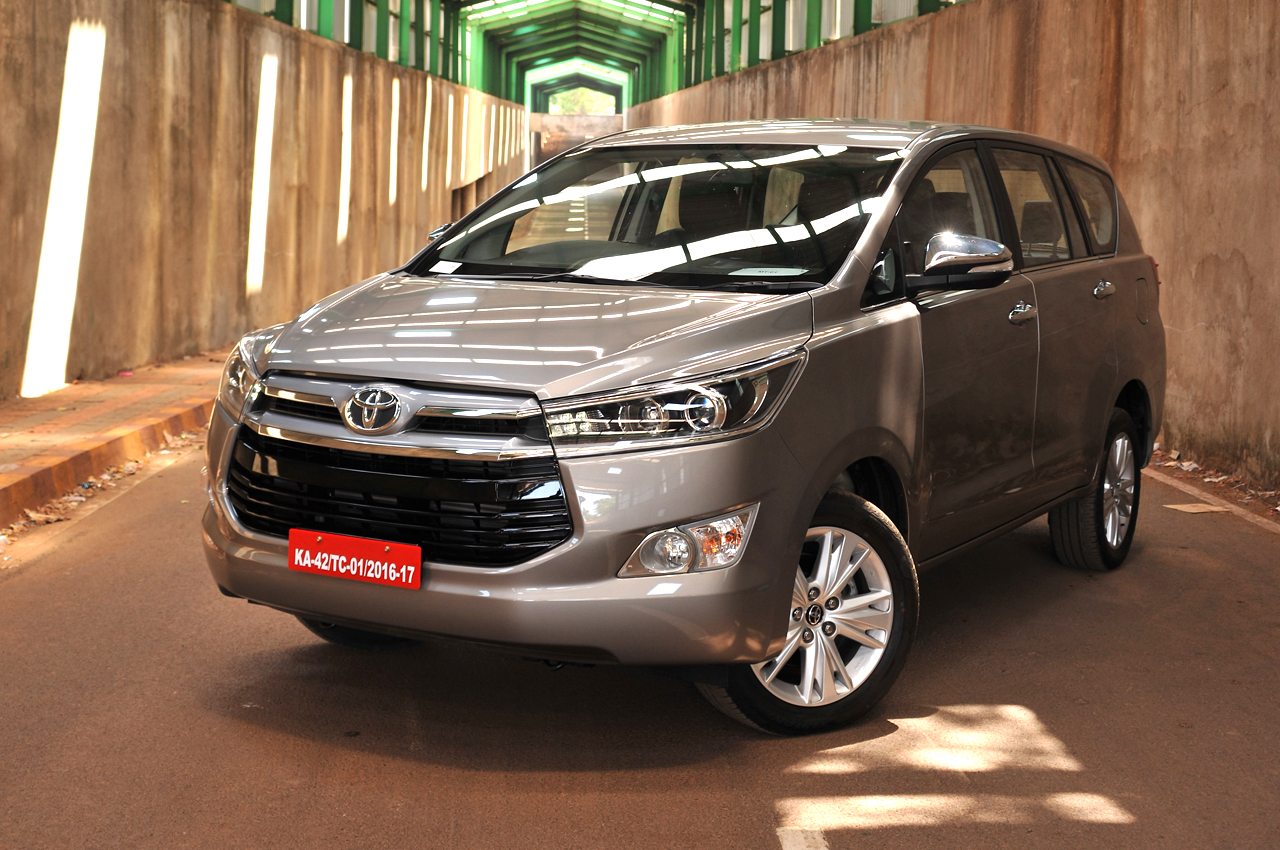 Autocar India Toyota New Innova Crysta