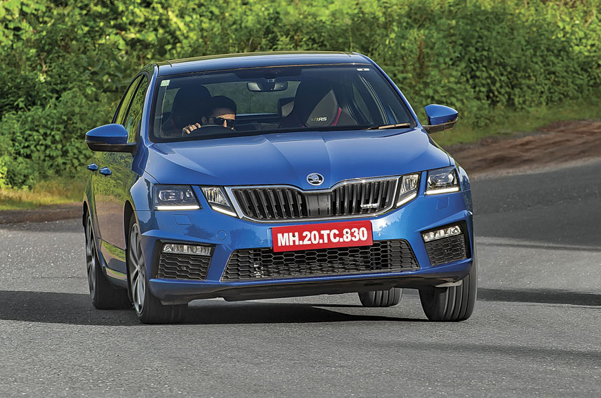 Skoda Octavia vRS to be launched in India on September 1, 2017 ...