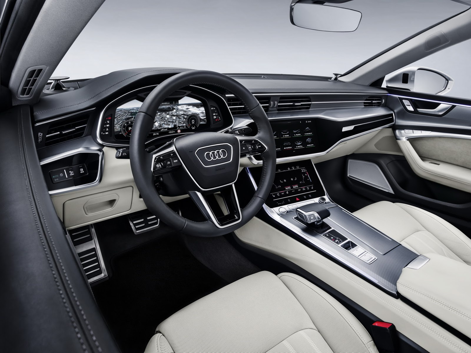 2018 Audi A7 India Launch Date Engine Details Specifications Interior And More Autocar India