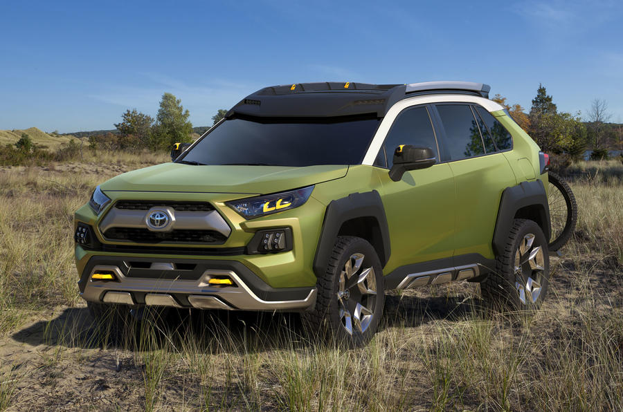 toyota concept suv ft india motor