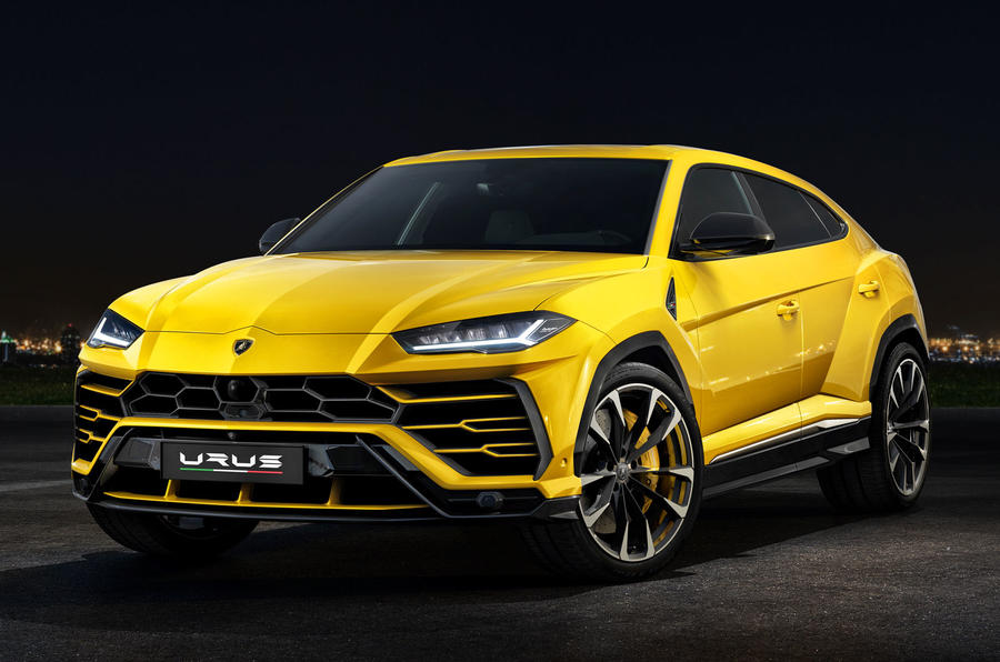 Release Date Of Lamborghini Urus India Expected Prices