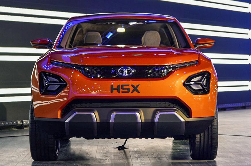 expo tata cars india h5x