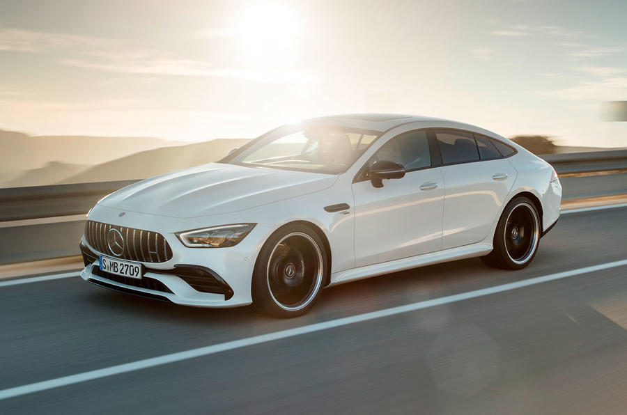 Mercedes Amg Gt 4 Door Coupe Revealed At Geneva Autocar