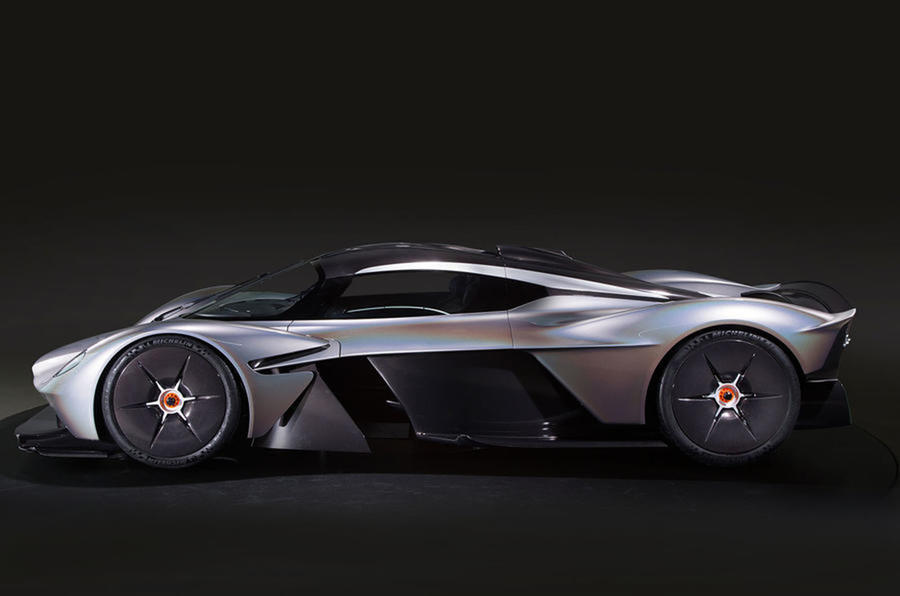 Aston Martin Red Bull F1 To Develop Mid Engined Hypercar Autocar India
