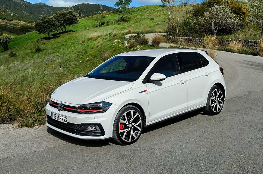 2018 volkswagen gti review test drive autocar india