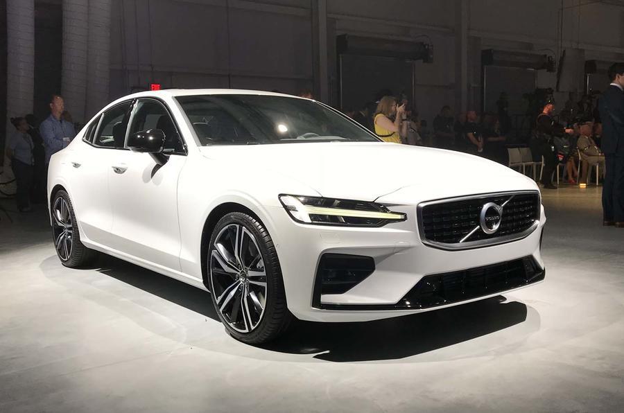 Volvo Of Charleston >> All-new Volvo S60 revealed - Autocar India