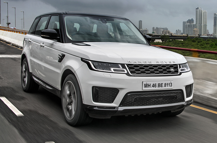 range rover sport facelift india review test drive autocar india